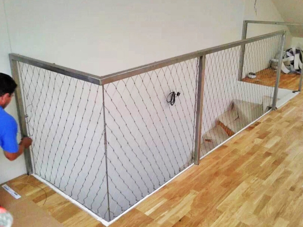 American Indoor Wire Mesh